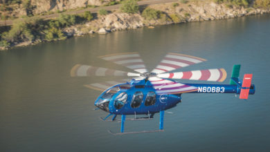 Photo of MH Helicopters 600N