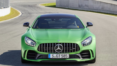 Photo of Mercedes AMG GT R