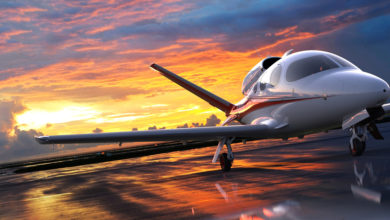 Photo of Cirrus SF50 Vision Jet