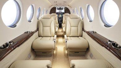 Photo of Beechcraft's King Air