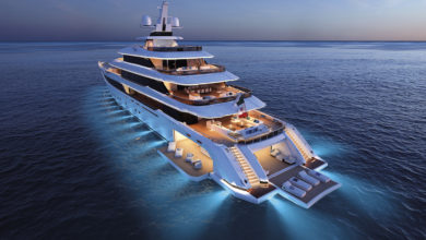 Photo of Columbus Yachts 80m