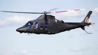Photo of Leonardo's A109SP Grand New
