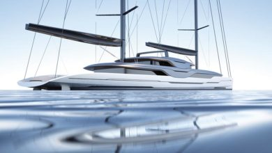 Photo of Van Geest Design, Ripple 93m