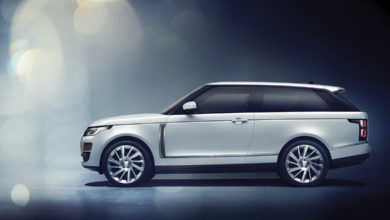 Photo of The Range Rover SV Coupé