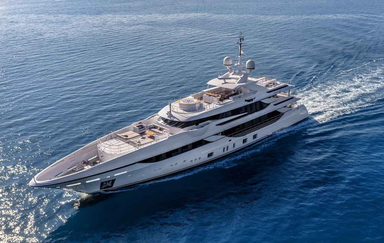 AJ Benetti FB803 The One Yacht and Design-10