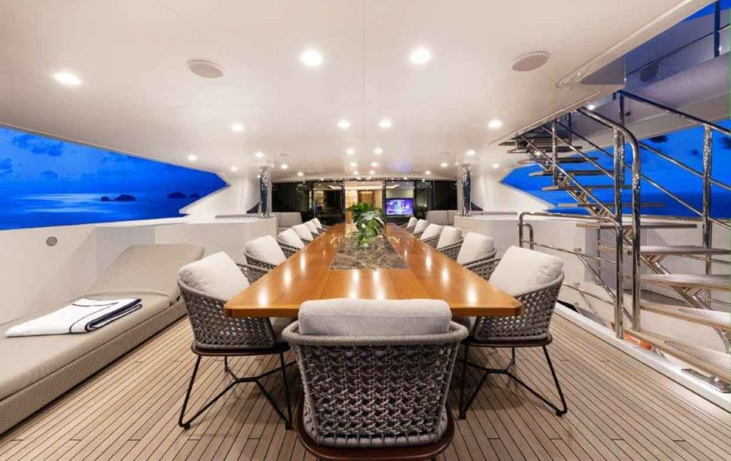 AJ Benetti FB803 The One Yacht and Design-12