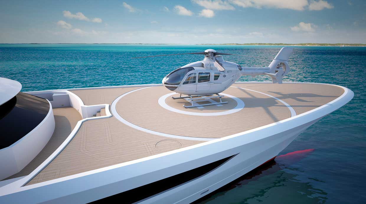 Cosmos Heesen Yachts The One Yacht and Design-02