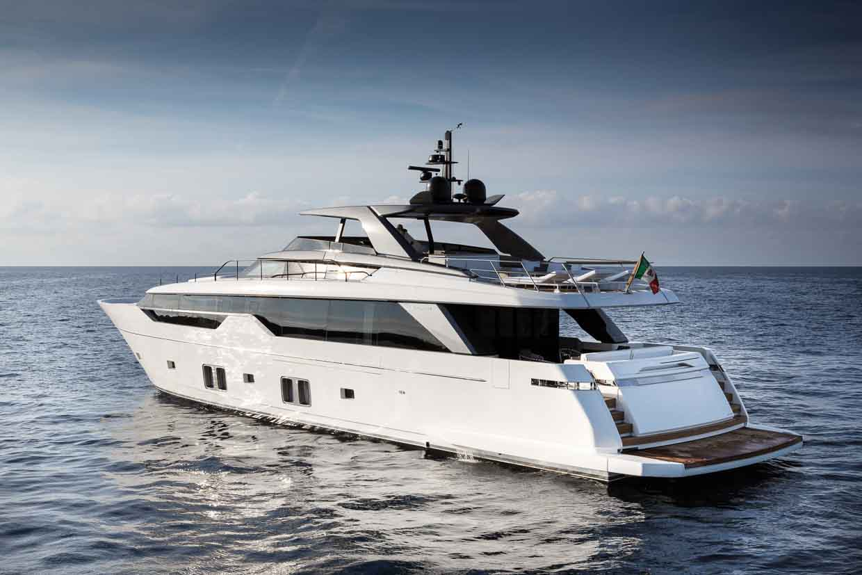 Sanlorenzo SL102 Asymmetric The One Yacht and Design-2