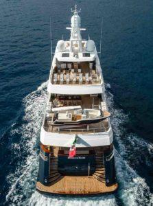 Stella di Mare yacht Sergio Cutolo CBI Navi The One Yacht and Design-3