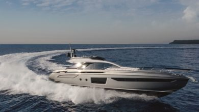 Photo of The new Azimut S8 is on her way to Cannes Yachting Festival