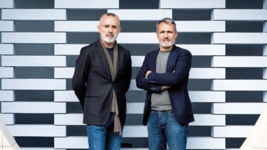 Photo of Aldo Parisotto and Massimo Formenton