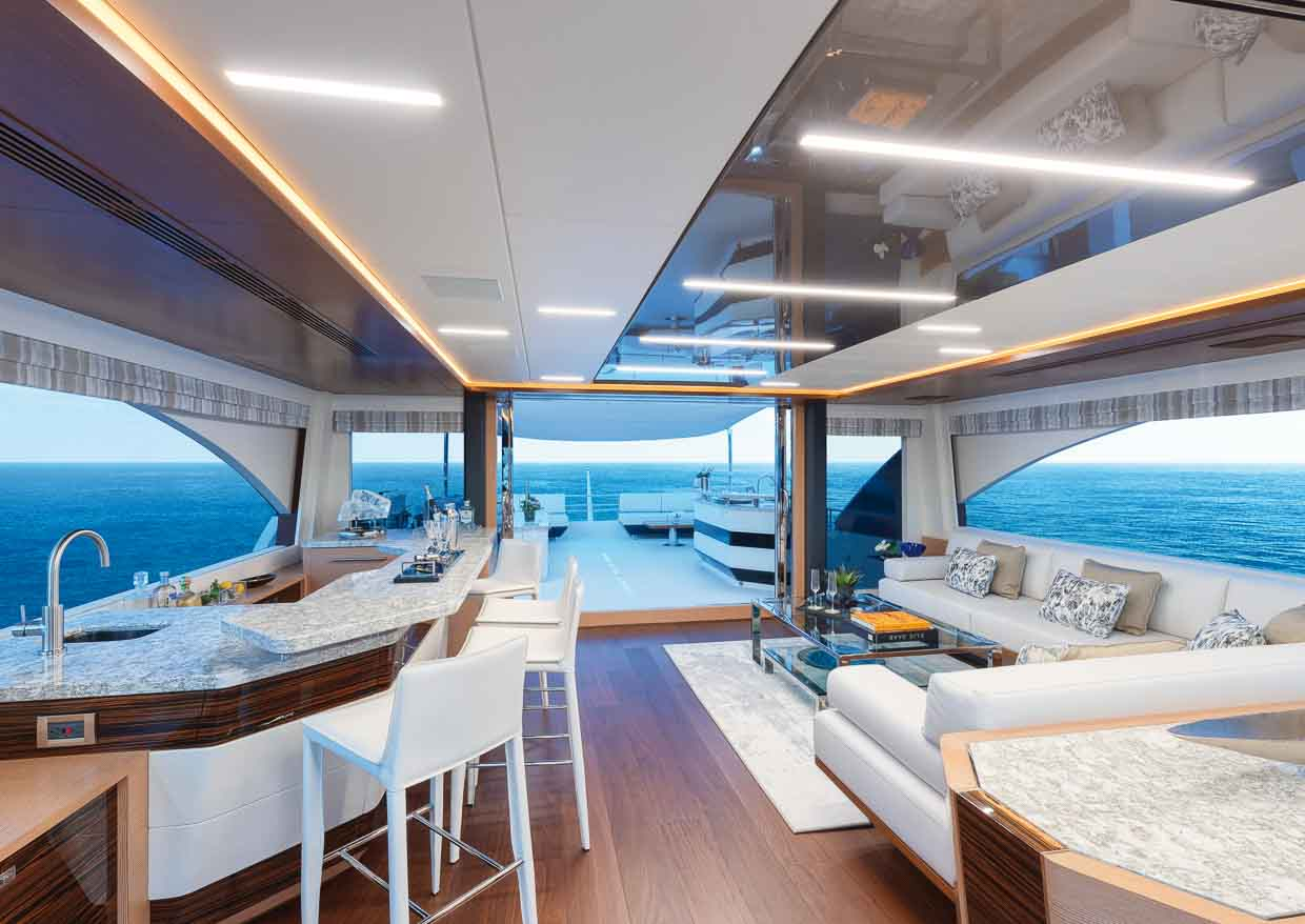 Ocean Alexander 90R TheOne Yacht and Design