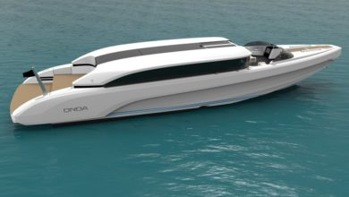 Photo of Another custom 321L unit sold during the Monaco Yacht Show