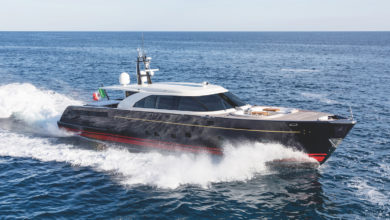 Photo of Perini Navi – Eco Tender