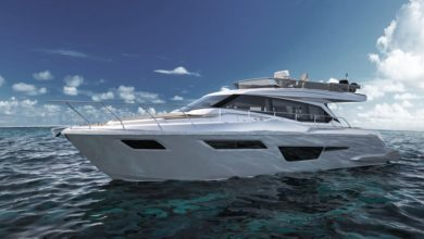 Photo of Ferretti Yachts 500 begins a new era, based on the Just Like Home