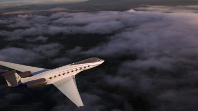 Photo of Gulfstream G700s