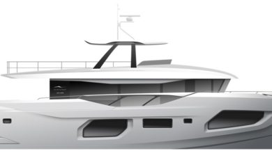 Photo of Numarine reveals design of its smallest expedition yacht 22XP