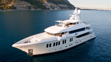 Photo of Meet design awards winning 41m superyacht Rüya by Alia Yachts