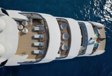 Photo of 80m Isa Continental Palumbo Superyachts' new investment