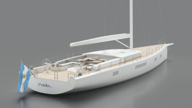Photo of The Greifswald shipyard is adding the Y9 to its portfolio