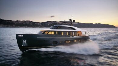 Photo of Azimut Yachts: Magellano 25 metri a masterpiece of art