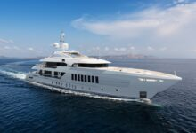 Photo of Project Pollux is launched and is preparing for sea trials