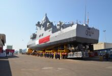 Photo of Fincantieri launches the first patrol vessel for Qatar