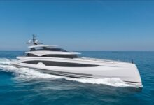 Photo of Heesen Yacht: YN 20067 Project Sparta the construction begins
