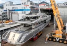 Photo of Tankoa is progressing on new 50m S501Hybrid construction