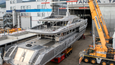 Photo of Tankoa is progressing on new 50m S501Hybrid construction