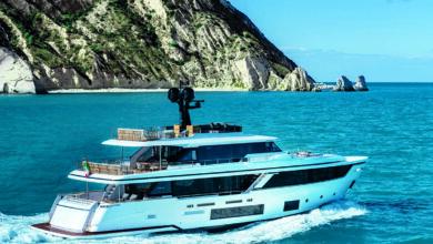 Ferretti Custom Line - Navetta 30