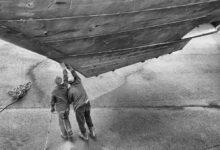 Photo of Navigators. A journey into Sanlorenzo's shipyards as part of Art Basel