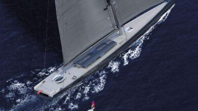 Apex 850 Sailing 2